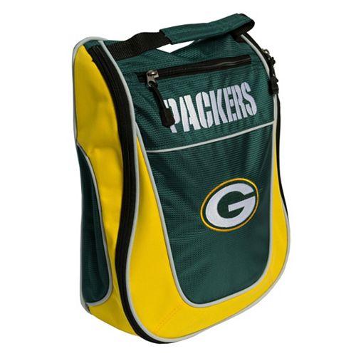 Team Golf Green Bay Packers Golf Shoe Bag