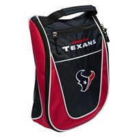 Team Golf Houston Texans Golf Shoe Bag