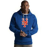 Men's Antigua New York Mets Victory Logo Hoodie