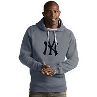 Men's Antigua New York Yankees Victory Logo Hoodie