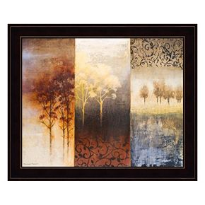Lost In Trees I Framed Wall Art