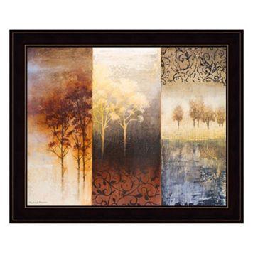 Lost In Trees I Framed Wall Art