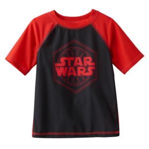 Boys 4-7 Star Wars UPF 50+ Rash Guard