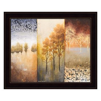 Lost In Trees II Framed Wall Art
