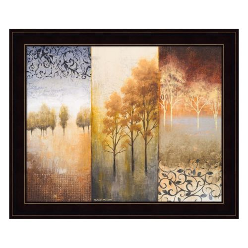 Lost In Trees II Framed Wall Art