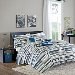 Intelligent Design Wyatt Coverlet Set