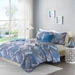 Intelligent Design Remy Coverlet Set