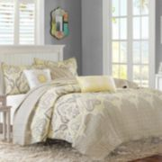 Madison Park Leah Quilted Coverlet Set
