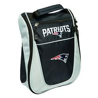 Team Golf New England Patriots Golf Shoe Bag