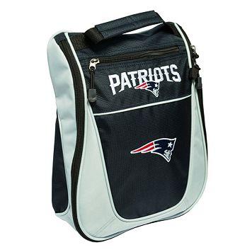 Team Golf New EnglandPatriots Golf Shoe Bag