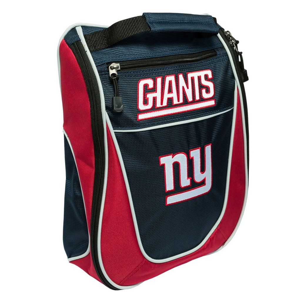 Team Golf New York Giants Golf Shoe Bag