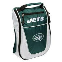 Team Golf New York Jets Golf Shoe Bag