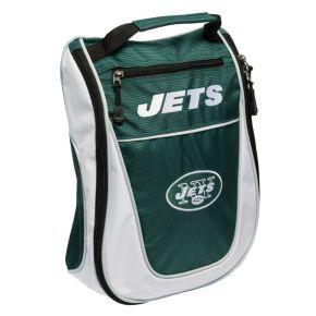 Team Golf New York Jets Golf Shoe Bag