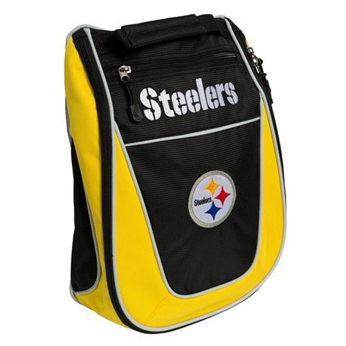 Team Golf Pittsburgh Steelers Golf Shoe Bag