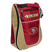 Team Golf San Francisco 49ers Golf Shoe Bag