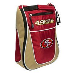 Team Golf San Francisco 49ers Golf Shoe Bag