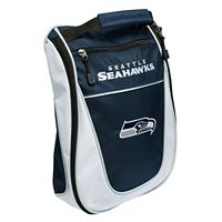 Team Golf Seattle Seahawks Golf Shoe Bag