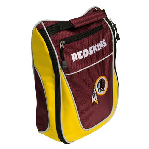 Team Golf Washington Redskins Golf Shoe Bag