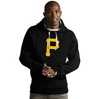 Men's Antigua Pittsburgh Pirates Victory Logo Hoodie