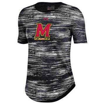 Women's Under Armour Maryland Terrapins Novelty Tee