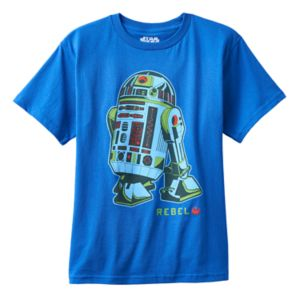 Boys 8-20 Star Wars R2-D2 Tee