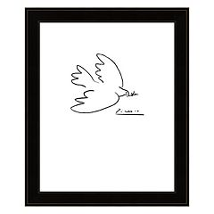 Dove Of Peace by Pablo Picasso Framed Wall Art
