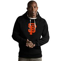 Men's Antigua San Francisco Giants Victory Logo Hoodie