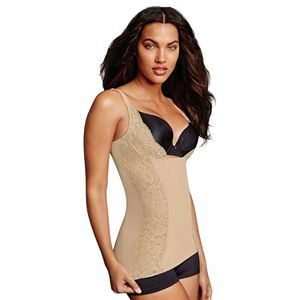 6443bfc148 Regular.  54.00. Maidenform Shapewear Firm Foundations Wear Your Own Bra  Torsette DM5002