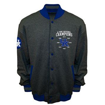 Men's Franchise Club Kentucky Wildcats Classic Commemorative Varsity Jacket