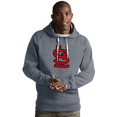 Men's Antigua St. Louis Cardinals Victory Logo Hoodie