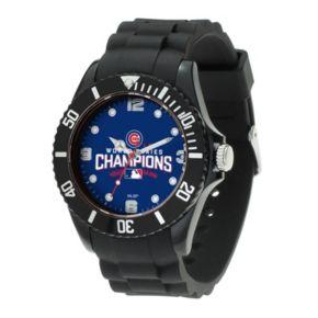 Men's Sparo Chicago Cubs 2016 World Series Champion Spirit Watch