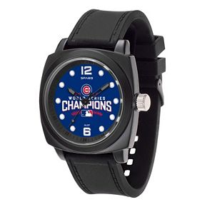 Men's Sparo Chicago Cubs 2016 World Series Champion Prompt Watch