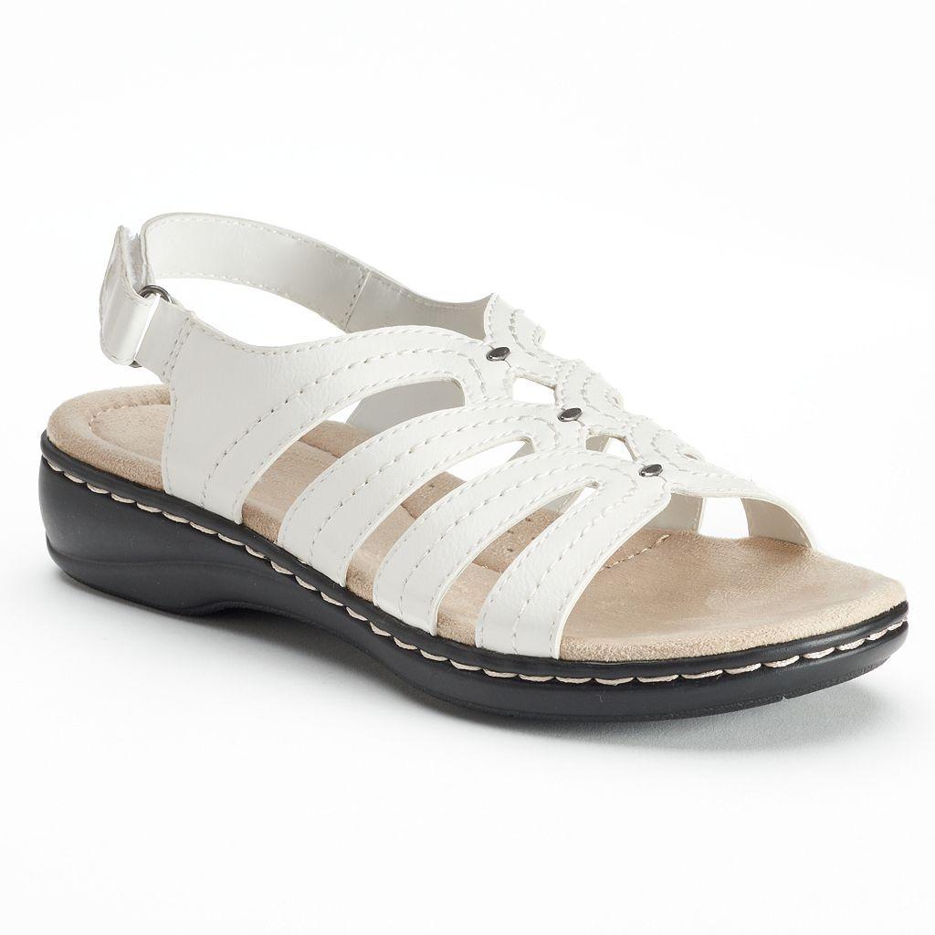 Croft & Barrow® Peggi Women's Sandals