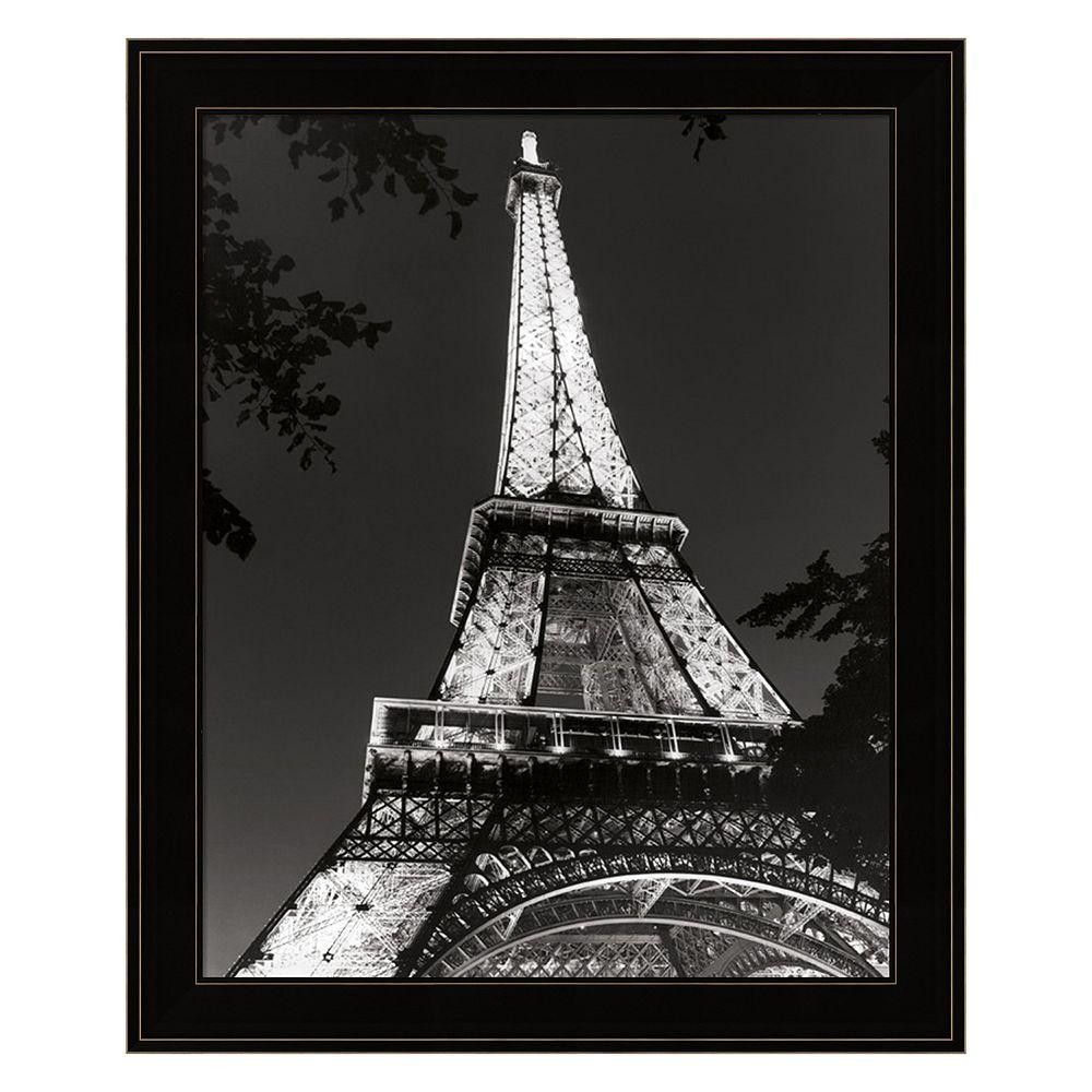 Tower at night framed wall art eiffel tower at night framed wall art jeuxipadfo Images