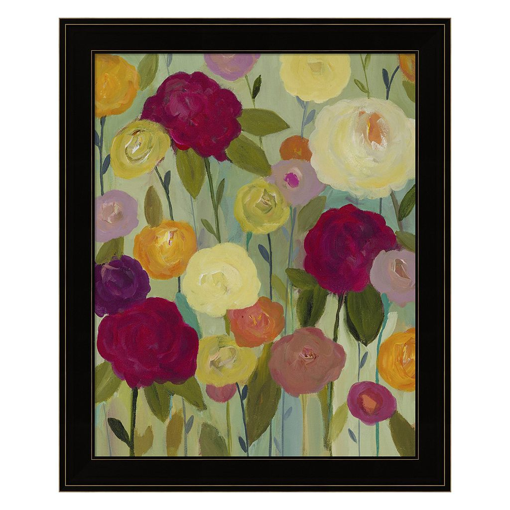 Secret Garden Framed Wall Art