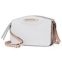 Jennifer Lopez Christie Triple Entry Crossbody Bag