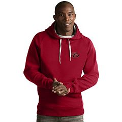Men's Antigua Arizona Diamondbacks Victory Pullover Hoodie