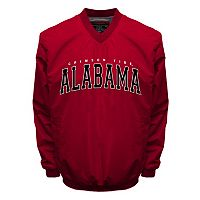 Men's Franchise Club Alabama Crimson Tide Squad Windshell Jacket
