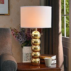 Kenroy Home Bolero Gold Finish Table Lamp
