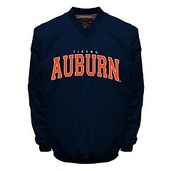 Men's Franchise Club Auburn Tigers Squad Windshell Jacket