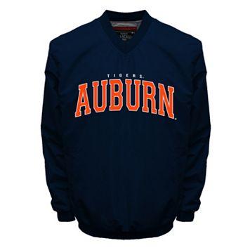 Men's Franchise Club Auburn Tigers Squad Windshell Jacket