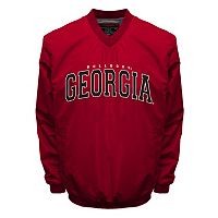 Men's Franchise Club Georgia Bulldogs Squad Windshell Jacket