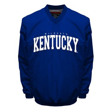 Men's Franchise Club Kentucky Wildcats Squad Windshell Jacket