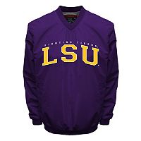Men's Franchise Club LSU Tigers Squad Windshell Jacket