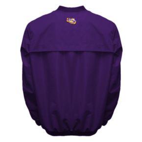 Men's Franchise Club LSU Tigers Squad Windshell Jacket