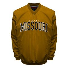Men's Franchise Club Missouri Tigers Squad Windshell Jacket