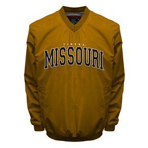 Men's Franchise Club Missouri Tigers Squad Windshell Jacket