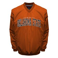 Men's Franchise Club Oklahoma State Cowboys Squad Windshell Jacket