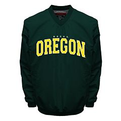 Men's Franchise Club Oregon Ducks Squad Windshell Jacket