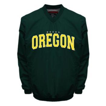 Men's Franchise Club Oregon Ducks Squad Windshell Jacket